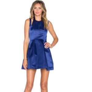 Formal Lovers + Friends Blue Dress